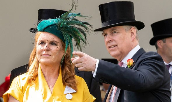 Prince Andrews former wife Sarah Ferguson is also a target in the Epstein case Image Getty