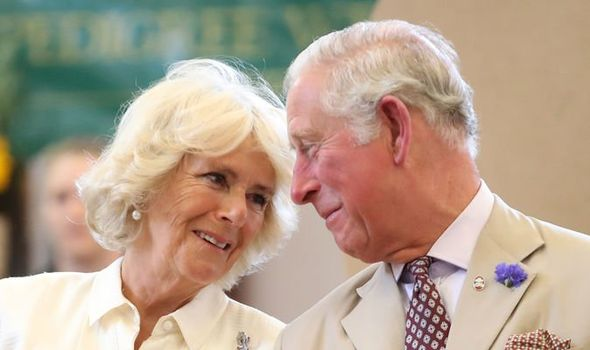 Prince Charles and Camilla Duchess of Cornwall Image GETTY
