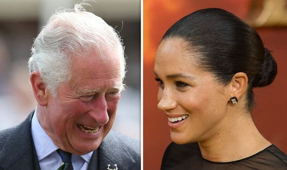 Prince Charles and Meghan Duchess of Sussex share a love for acting Image GETTY
