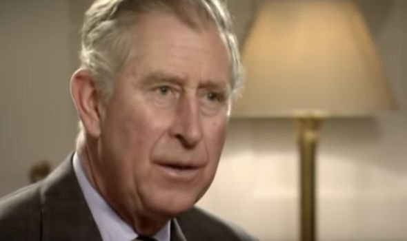 Prince Charles explaining his reasoning Image ITV YouTube UKTelevisionShows