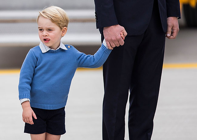 Prince George Photo C GHETTY IMAEGS