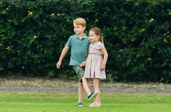 Prince George shock When George turns he will be expected to fly without Prince William Image GETTY