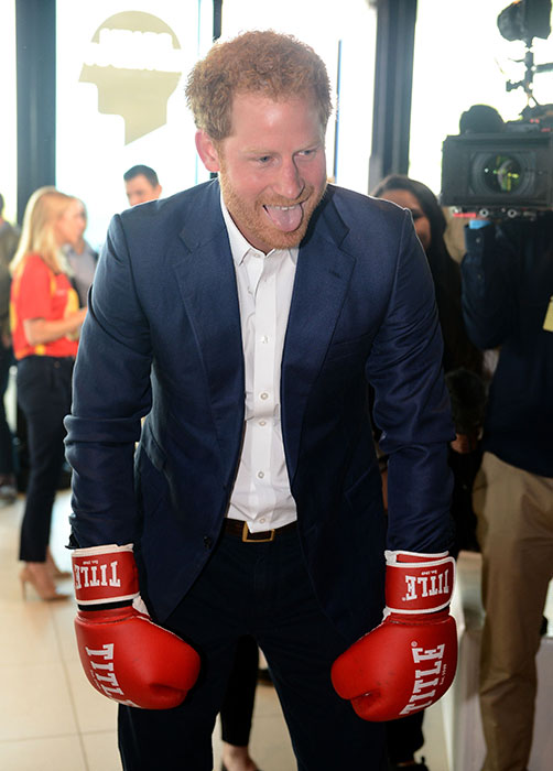 Prince Harry Photo C GETTY IMAGES
