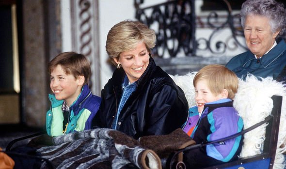 Prince Harry also revealed he had wanted out of the Family at some point in his s Image GETTY