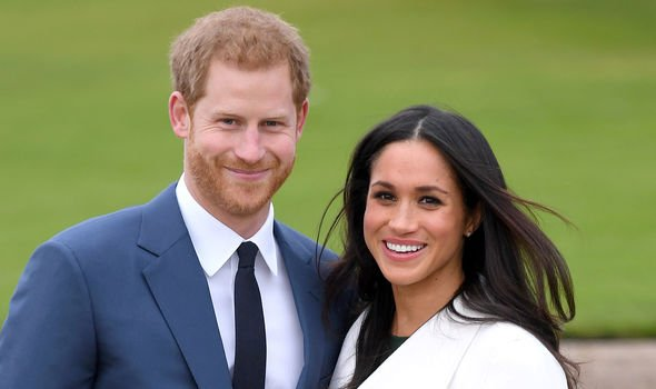 Prince Harry and Meghan Markle attend an official photocall to announce their engagement Image GETTY