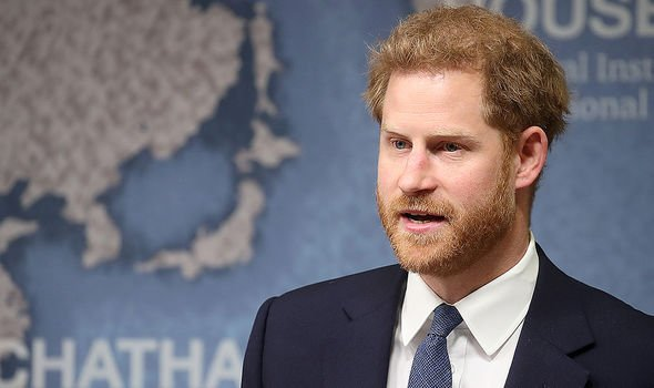 Prince Harry and Meghan decided to keep details around Archies birth private Image GETTY