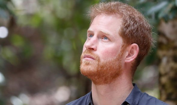 Prince Harry and Meghan havent revealed who the grandparents of Archie are Image GETTY