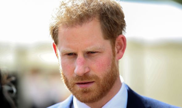 Prince Harry believes he has faced harsher difficulties as a royal growing up in the s Image GETTY