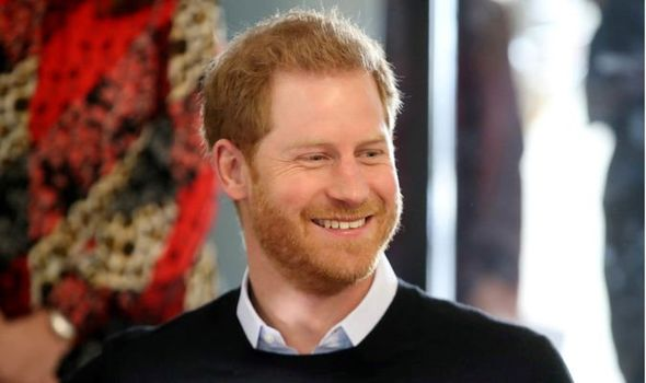 Prince Harry has reportedly flown to Italy for a climate change conference Image GETTY