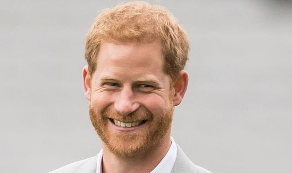 Prince Harry is sixth in the line of succession Image GETTY