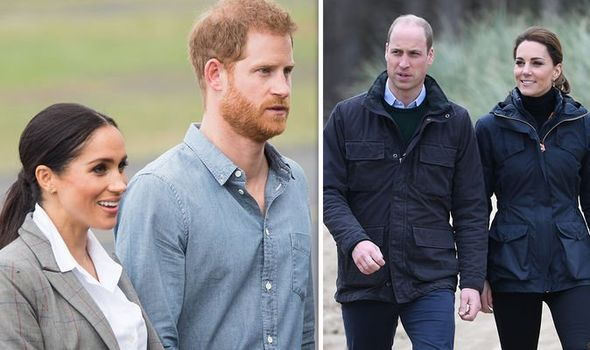 Prince Harry said he isnt planning to have more than two children Image GETTY
