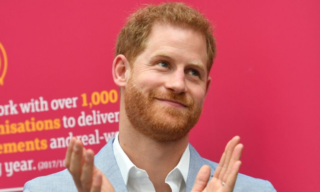 Prince Harrys August bank holiday plans revealed Photo C GETTY IMAGES
