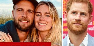 Prince Harrys ex Cressida Bonas is engaged to Harry Wentworth Stanely Image Getty Instagram HarryWent