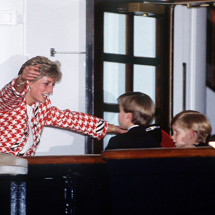 Prince William and Prince Harrys most memorable quotes about their mum Princess Diana Photo C GETTY IMAGES