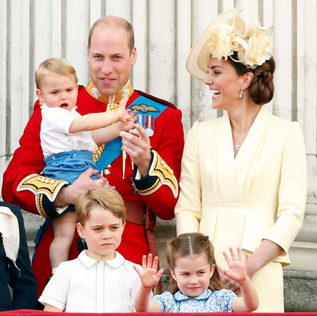 Prince Williams secret childhood holiday to America revealed Photo C GETTY IMAGES