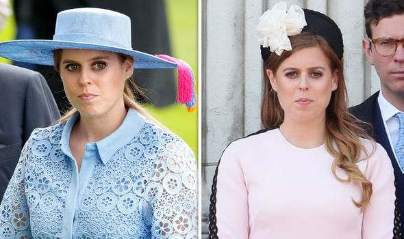 Princess Beatrice Image Getty