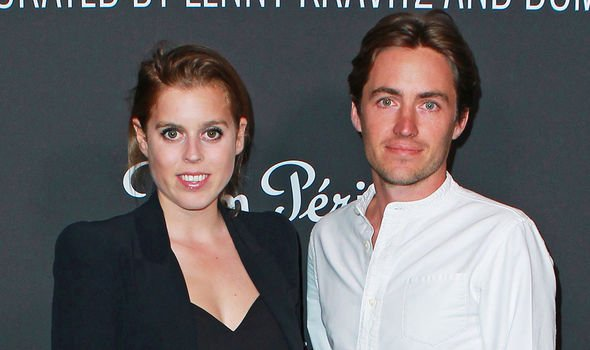Princess Beatrice and Edoardo Mapelli Mozzi have known each other for years via their families Image GETTY