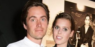 Princess Beatrice wedding Princess Beatrice and Edoardo Mapelli Mozzi got together in September Image GETTY