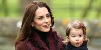 Princess Charlotte previously attended Willcocks Nursery in Kensington since last January Image GETTY
