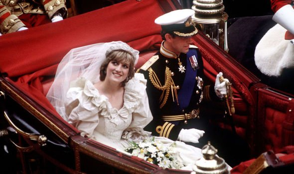Princess Diana died in Image GETTY