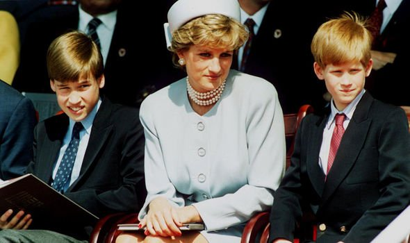 Princess Diana shock Diana never publicly confirmed what she thought was right for William Image GETTY