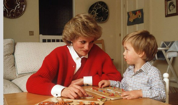 Princess Diana wanted to be in peoples hearts Image GETTY