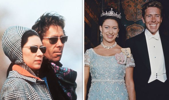Princess Margaret and her husband Lord Snowdon Image Getty