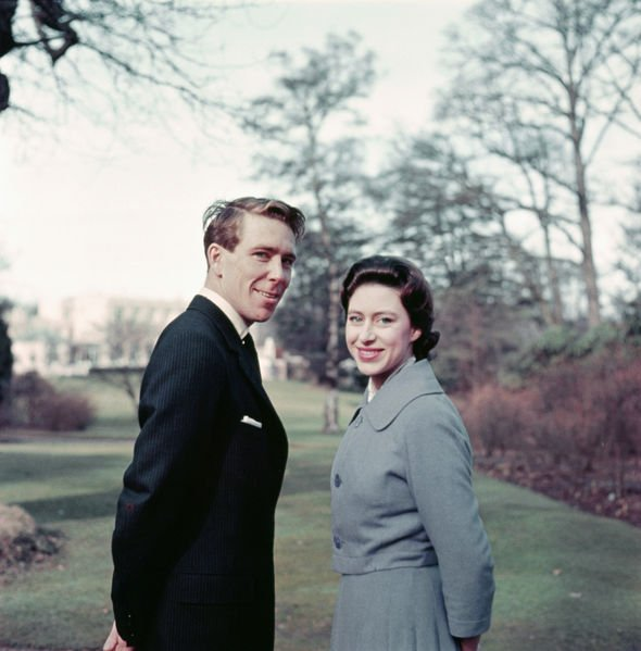 Princess Margaret had to delay news she was marrying Anthony Armstrong Jones Image GETTY