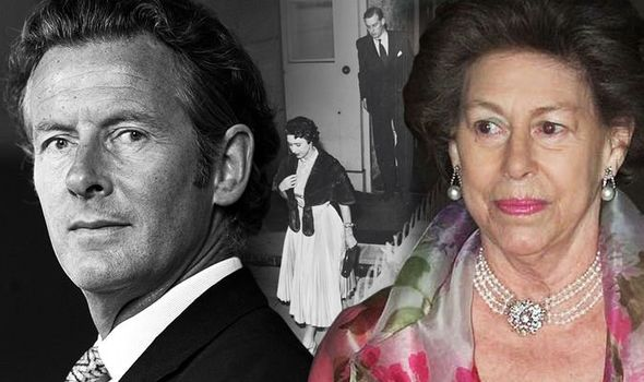 Princess Margaret news the love was no longer strong enough claimed Christopher Warwick Image Getty