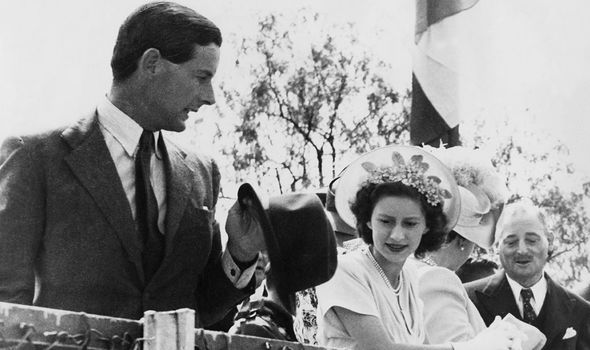 Princess Margaret news the romance scandalised the monarchy Image Getty