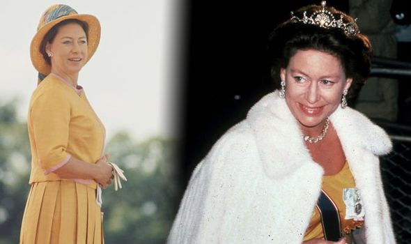 Princess Margaret was Queen Elizabeth IIs only sibling Image GETTY
