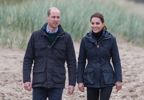 Royal Foundation of the Duke and Duchess of Cambridge after having previously included the Duke and Duchess of Sussex Image GETTY