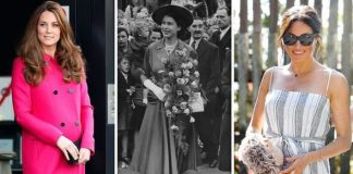 Royal baby How royal hid her pregnancy from the world as baby bump grew Image GETTY