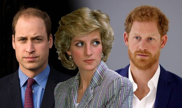 Royal bombshell How Princess Diana thought Prince Harry would make better king than William Image GETTY
