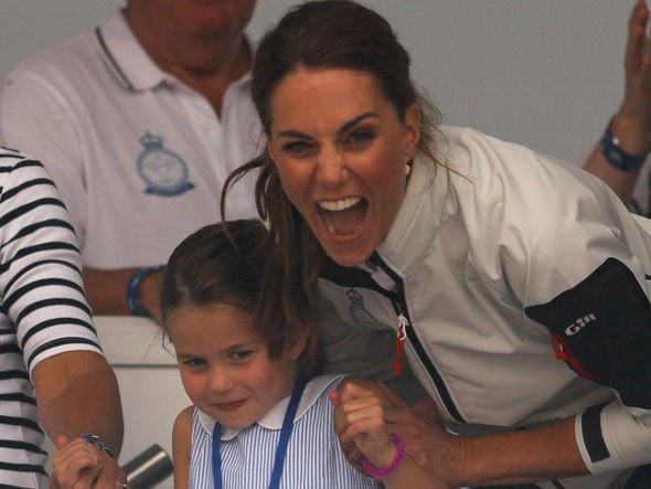 Royal fans were pleased with the Duchess of Cambridges reaction Image Reuters