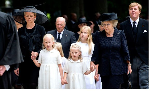 Royal heartbreak Prince Friso died in Image GETTY
