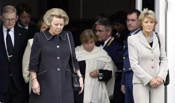 Royal heartbreak Princess Beatrix has suffered a string of losses Image GETTY