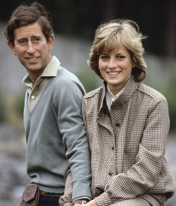 Royal news Diana also struggled with Her mother Image GETTY