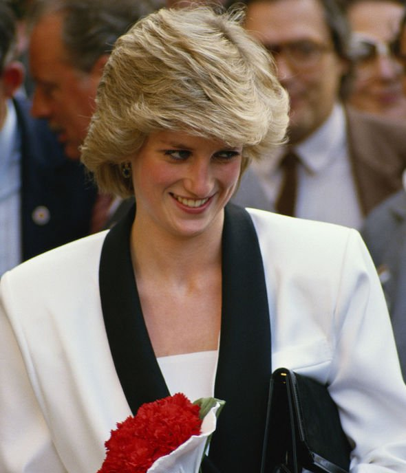Royal news Diana at times struggled with the public Image GETTY