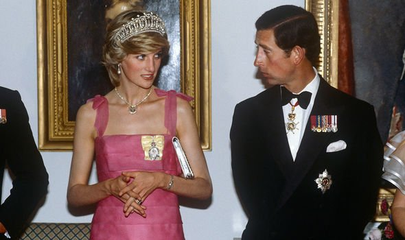Royal news Diana refused to go on the barbecue Image GETTY