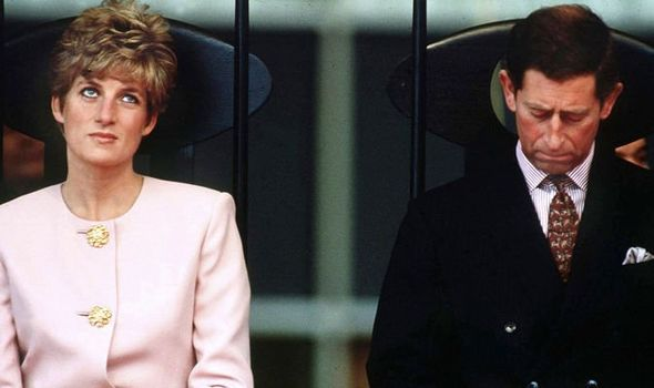 Royal news The moment Dianas marriage began to fail Image GETTY