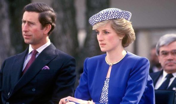 Royal news The question Diana asked Charles Image GETTY