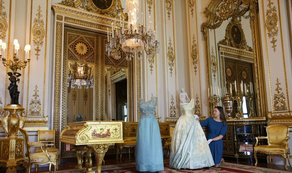 Royal news You can step inside the Drawing Rooms Image GETTY