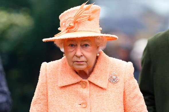Royal shock The Queen has started giving way for Prince William Image GETTY