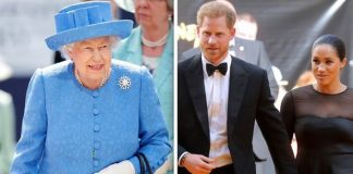 Royal snub How Queen rejected Meghan Markle and Prince Harrys bid to live at Windsor Image GETTY