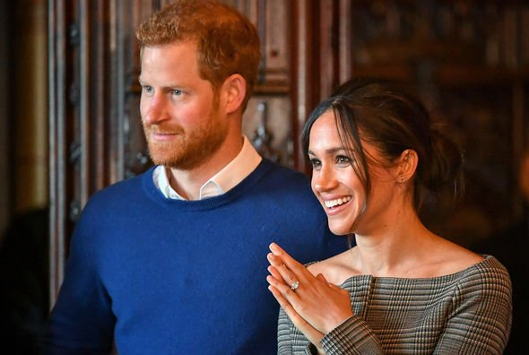 Royal snub Kate and Wills werent among Meghan and Harrys new Forces for Change follows Image GETTY