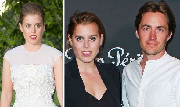 Royal wedding Princess Beatrice and Edoardo to marry 'in spring or summer' next year Photo C GETTY IMAGES