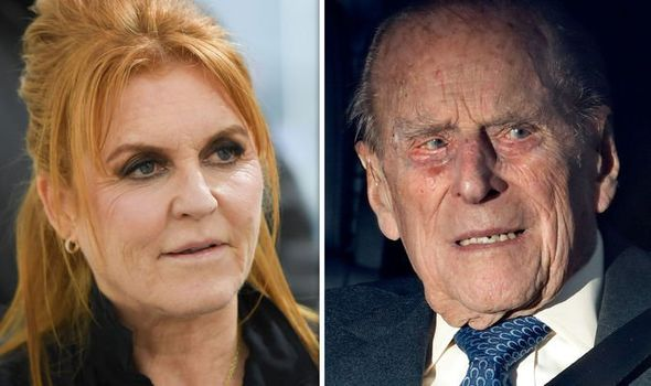 Sarah Ferguson forced to leave Balmoral early when Prince Philip arrives Image GETTY