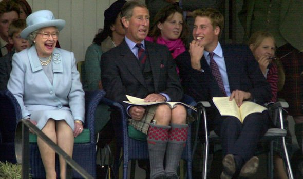 Since Queen Victorias time the reigning monarch has been the patron of the Royal Highland Games Image PA