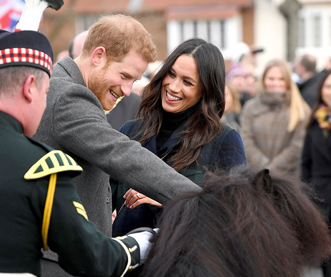 The Duchess of Sussex Photo C GETTY IMAGES